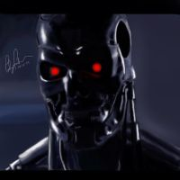 The Terminator by infiltrator800