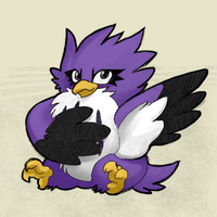 Coo the Owl (Commission by Mick39) by togepi1125