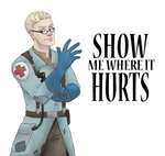 someone call for a medic? by xCountingBodiesx