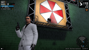 Umbrella Corporation Tag APB Reloaded by Sockdpoof