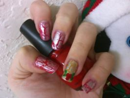 Christmas Crackle by MissDaniLips