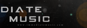 Immediate Music Header by thelilpallywhocould