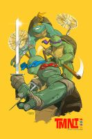 Turtles!!! by adultbraces