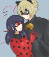 Miraculous Ladybug by Sapphire240400
