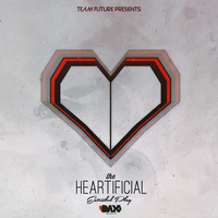The Heartifical EP Cover by Crazed-Artist