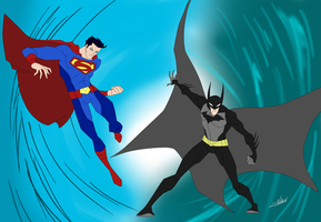 World's Finest. by NoXV