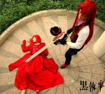 Pretty as a Puddle of Blood by OotoriGroupCosplay