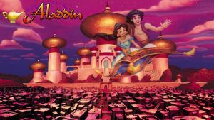 Aladdin Wallpaper by JanetAteHer