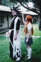 Bleach cosplay by CursedBlackKat