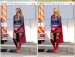 Melissa Benoist Supergirl pic edit    8-28-2015 by blw7920