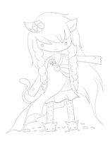 Sanya_Blossom WIP by Quixant