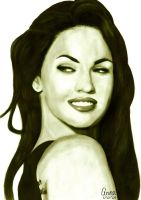 Megan Fox by f-anne-tastic