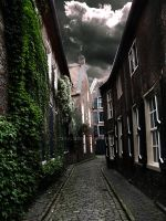 Dark Alley by TheAL