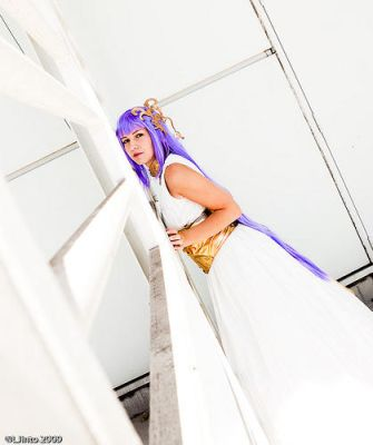 Athena in Jail by ShallDoll