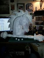 Alice: Madness Returns Hobby Horse Level 3 by ZombieGrimm