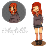 Adoptable by fanybunny
