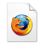 New Firefox HTML Icon by Lustmusket3000