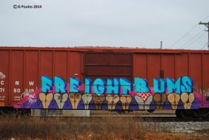 FreightBums Boxcar 0002 12-21-14 by eyepilot13