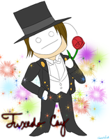 Tuxedo Cry: by chocolafied
