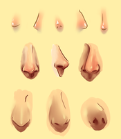 Nose Practice by steamgirlgame