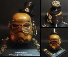 The Retro Trooper - Star Wars Stormtrooper by Pop-custom