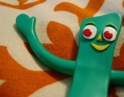 Gumby by TicklishPear