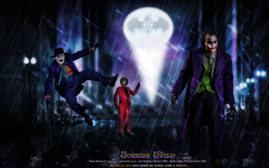 BATMAN: JOKERS WILD by CSuk-1T