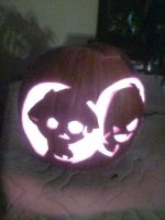 'Leo' Pumpkin by TheFideal