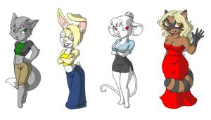 The Girls by TGP