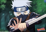 Kakashi by Epistafy