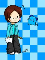 me drawed bt kanke by elquijote
