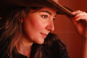 Cowgirl2 by iremtural