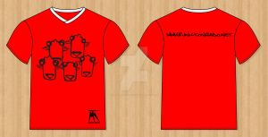 Political Party T-Shirt Design by who-scared-you