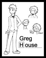 Greg n_n by OkaasanWonder