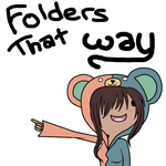 Folders by iiPoku