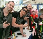 Comic-Con 2010:Zak,Nick,Aaron by FatalCosplays