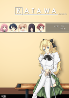 Katawa Shoujo - Satou Lilly by mao-l