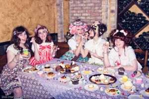 Lolitas and Candy by AnaAesthetic