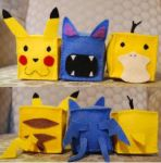 Cubes: Pokemon by HelloBatty