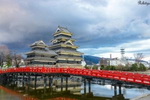 Architecture in Japan by Rikitza
