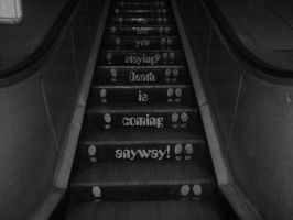Stairway to death by tataencu