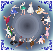 Dance All Year Round by veveco