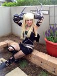 Misa Arm blades by Javdaneh