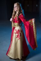Game of thrones - Cersei Lannister by kn8e