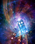 time and relative dimension in space by girl-withagun