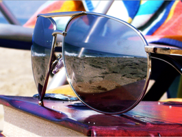 Beach Reflections by ART9807