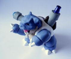 Blastoise by Fuckinintents