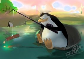 Delightful Fishing by B0XFISH
