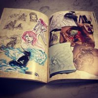 Preivew Pages by JoeyVazquez