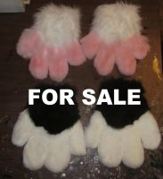 Toony Paws FOR SALE by LilleahWest